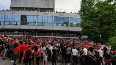 Продажбата на билети за мача ЦСКА - Осиек върви много добре!