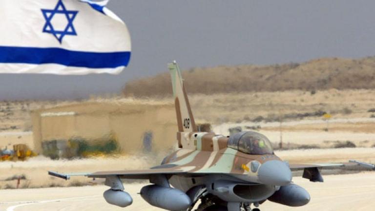 Израелски изтребители счупиха звуковата бариера над Южен Ливан