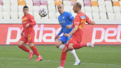 Турци застават между Левски и Габриел Обертан