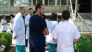 Видинските медици заплашват с колективна оставка, ако не изпълнят исканията им