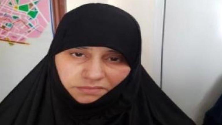 """Анкара: Съпругата на Багдади разкри тайни за """"Ислямска държава"""""""