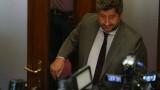 Христо Иванов не участва в инсценировки