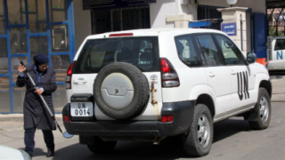 Наблюдателите на ООН започнаха да напускат Сирия