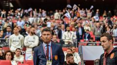 Балъков: Англия ни даде урок по динамика и модерен футбол