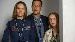 Хилъри Суонк - на мисия до Марс