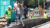 Демократична България иска оставка от Фандъкова за ремонта-погром в столицата