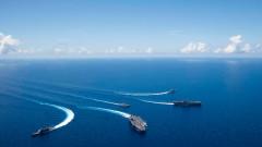 Гръцкият флот е в бойна готовност заради напрежението между Атина и Анкара