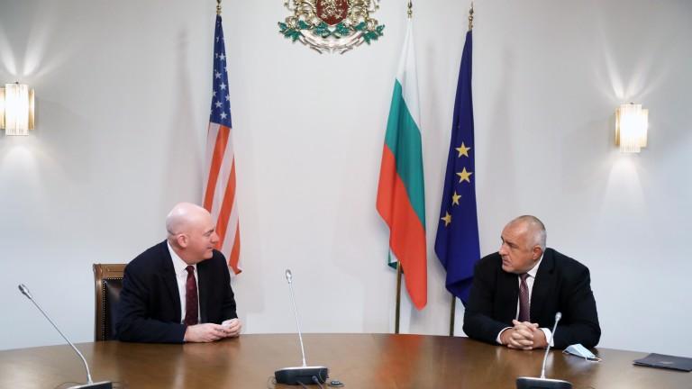 Борисов доволен от сътрудничеството със САЩ за придобиването на F-16