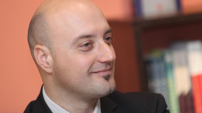 Атанас Славов: Протестите са в полето на Конституцията