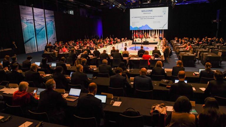 Резултатите от Арктическия съвет - няма основания за конфликти, няма