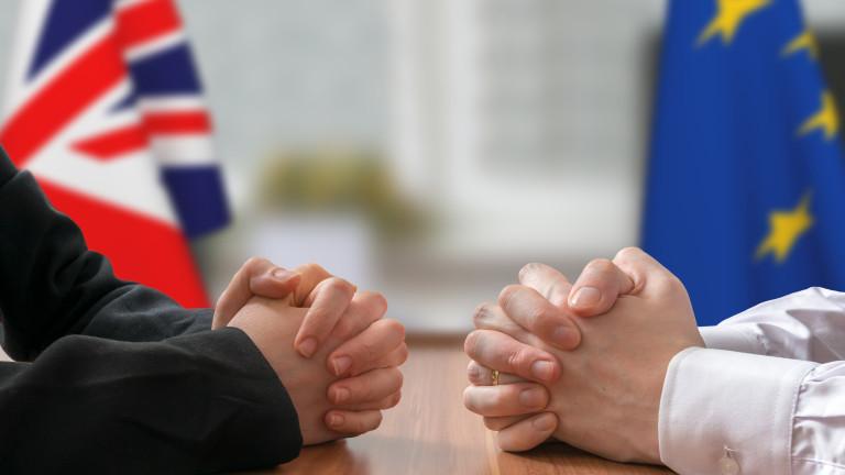 ЕС и Великобритания много близо до споразумение за Брекзит?