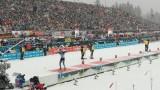 Силният снеговалеж в Руполдинг изпрати българската щафета на 17-о място