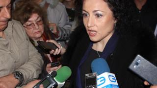 Десислава Танева успокоява социалистите в НС за еврофондовете