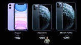 Новите модели iPhone изстреляха Apple над $1 трилион