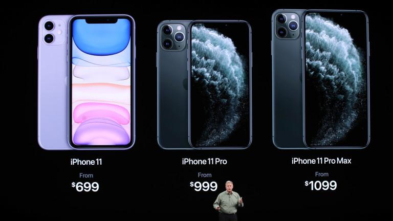 """Apple може да отложи представянето на новите модели iPhone """"с месеци"""""""