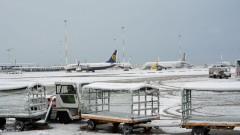 Отмениха полети от Рим до София заради лошото време