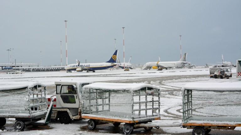 """130 българи станаха заложници на """"Райънеър"""" в Румъния"""