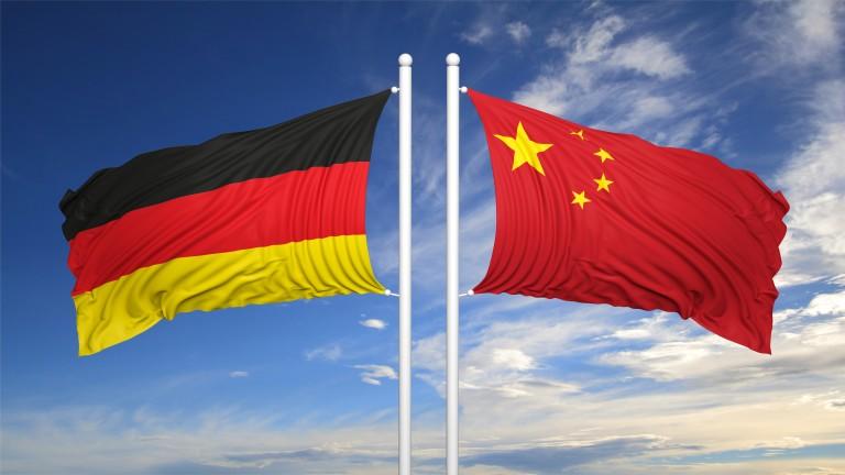 Срещата между министъра на външните работи на Германия и хонконгския