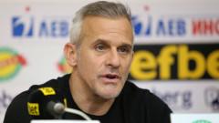 Йордан Йовчев доволен от националите по спортна гимнастика