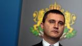 Отказваме се от Еврозоната, ако ни предложат друг курс на лева, категоричен Горанов