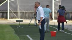 Петко Петков: Срещу Ботев ще играем без напрежение