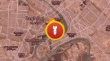 """Изстреляха ракета по """"Зелената зона"""" в Багдад"""