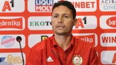 Добри Митов: Това е най-важният мач за ЦСКА, готови сме за победа