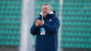 Стоянович се възстановява, но няма да води Левски срещу Лудогорец