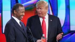 Обама е отгледан като бял човек, заяви Бен Карсън