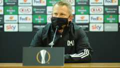 "Даниел Моралес: ЦСКА има потенциал, не сме дошли само да разгледаме ""Олимпико"""