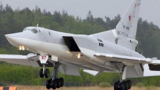 Русия разполага стратегически бомбардировачи в Крим
