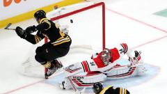 Бостън поведе с 2-0 победи срещу Колорадо във финала на Източната конференция в НХЛ