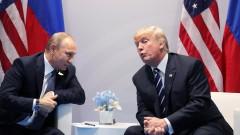 Тръмп говорил с Путин за намесата в изборите