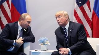 Тръмп и Путин обсъдиха по телефона Сирия, Северна Корея и Украйна