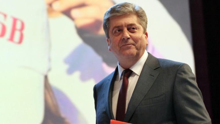 """Георги Първанов поздрави Петкова за """"малкия шлем"""""""