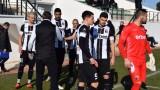 Локомотив (Пд) с убедителна победа в поредната си контрола на турска земя