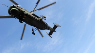 Деветима загинали военни в Афганистан при падане на хеликоптер