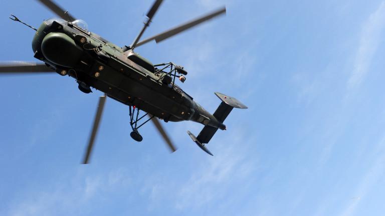 Лошото време е причинило катастрофата с хеликоптер в Кот д'Ивоар