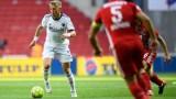 ЦСКА приключи участието си в Европа след нова загуба и груба съдийска грешка