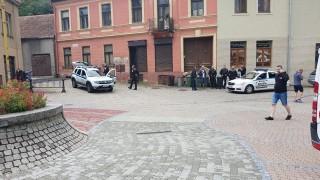 Спокойствие и увеличена охрана преди битката между Ружомберок и Левски в Лига Европа