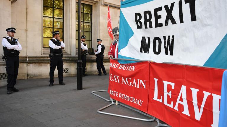 ОИСР плаши Британия с рецесия при Брекзит без сделка