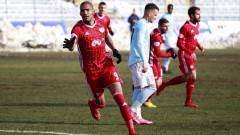 ЦСКА взе ценни три точки срещу Дунав, съдийски грешки белязаха и мача в Русе