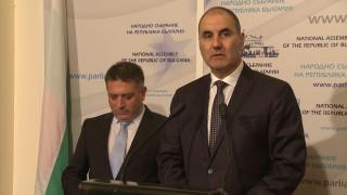 Цветанов прикани опозицията да прочете доклада на ЕК