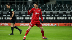 Байерн с петима футболисти в Отбора на годината на УЕФА
