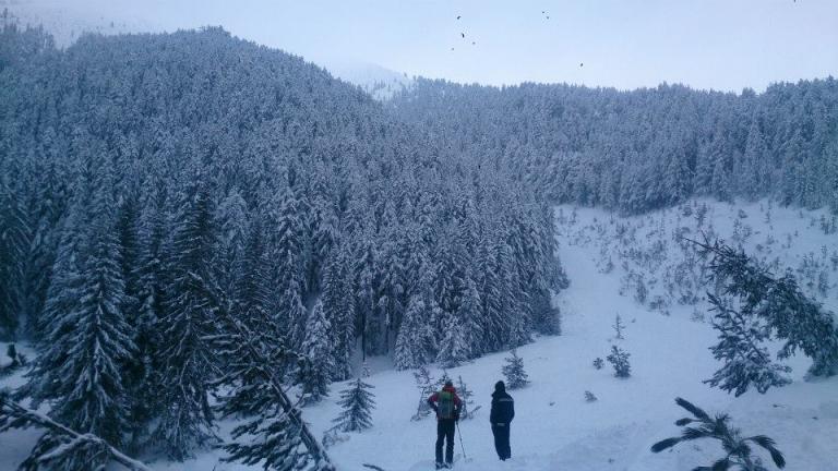 Две спасителни операции в Стара планина
