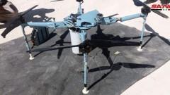 Сирия хвана дрон с касетъчни бомби край границата с Израел
