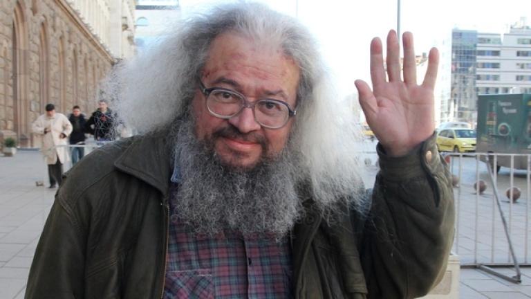 Николай Колев-Босия гладува 12-и ден - протестира срещу купуването на шофьорски книжки