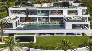 Ето го най-скъпото имение в САЩ. Продава се  (СНИМКИ)