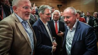 ПЕС: Франс Тимерманс ще е следващият шеф на ЕК
