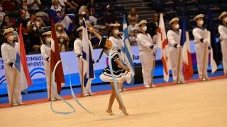 Откриха Европейското първенство по художествена гимнастика във Варна